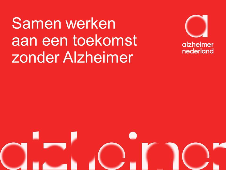 Programma 1.Programma en kennismaking 2.Filmfragment 3.Wat is vergeetachtigheid 4.Verschil vergeetachtigheid en dementie 5.Filmfragment 6.Dementie 7.Missie Alzheimer Nederland 8.Helpt u mee in de strijd tegen dementie 9.Vragen 10.