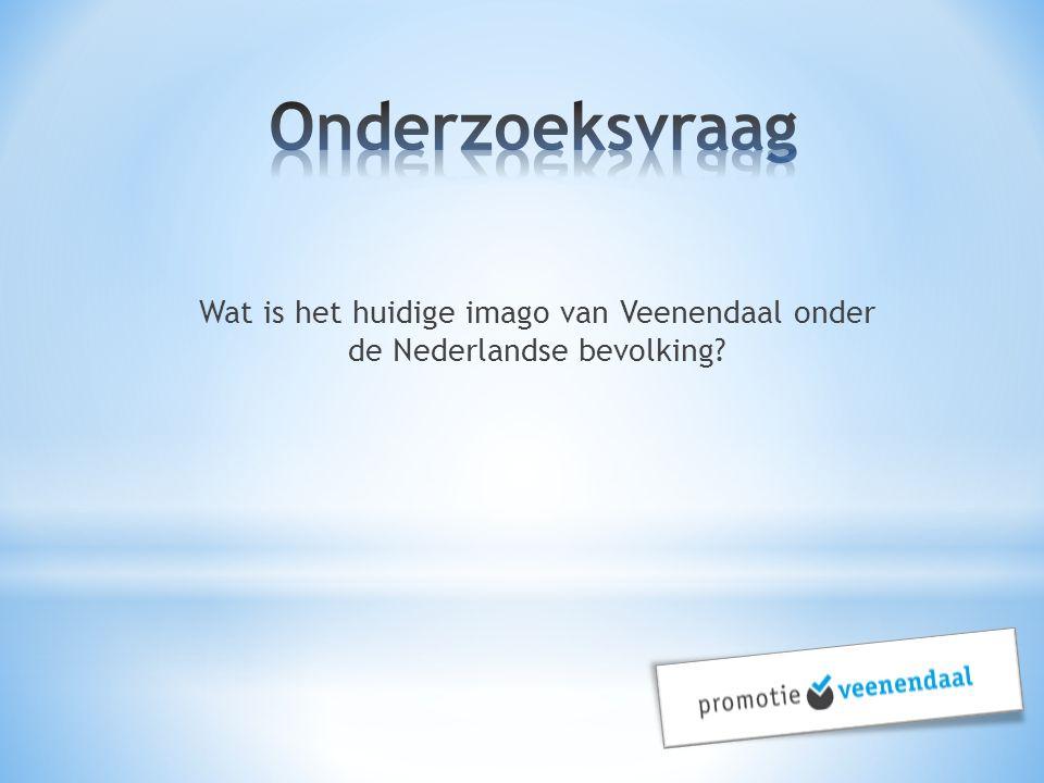 Wat is het huidige imago van Veenendaal onder de Nederlandse bevolking?