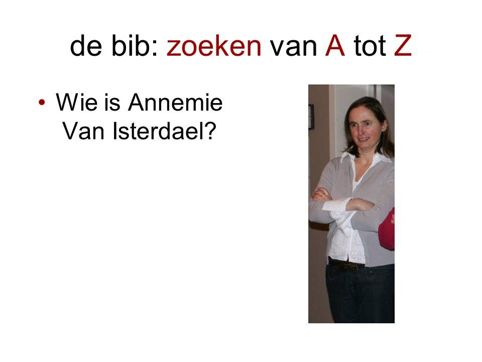 Informatie aan Zee Rosemie Callewaert metadata ontwikkeling en -presentatie www.bibnet.be Oostende, 10 september 2009
