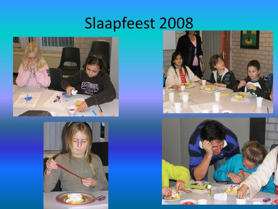 Slaapfeest 2008