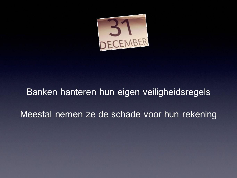 Nederlandse Vereniging van Banken Uniforme Veligheidsregels voor Particulieren