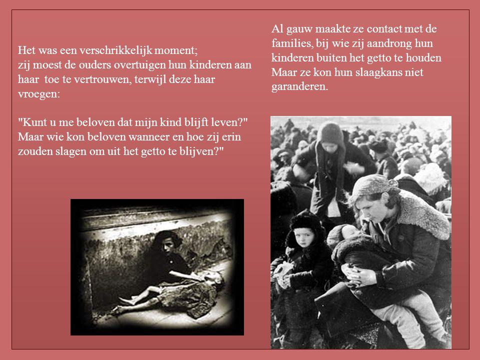Wanneer in 1939 Duitsland Polen binnendrong, was Irena verpleegster aan het