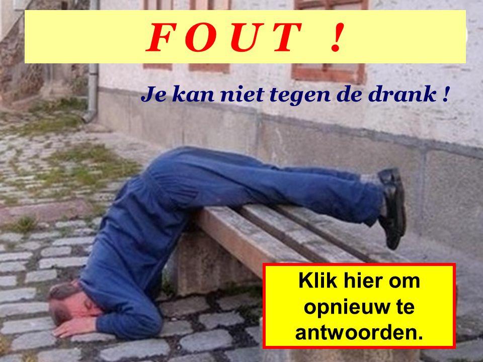 DRONKEMANSKWIS Ben je een alcohol-expert ? 5KNA Productions 2011 in het Nederlands vertaald door RD Klik hier om te beginnen.