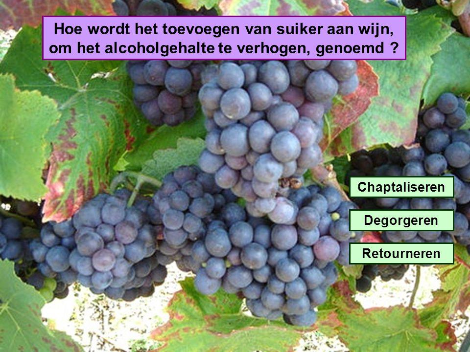 Hoe wordt een collectie wijnetiketten genoemd ? Glycofilie Oenografilie Vitolfilie