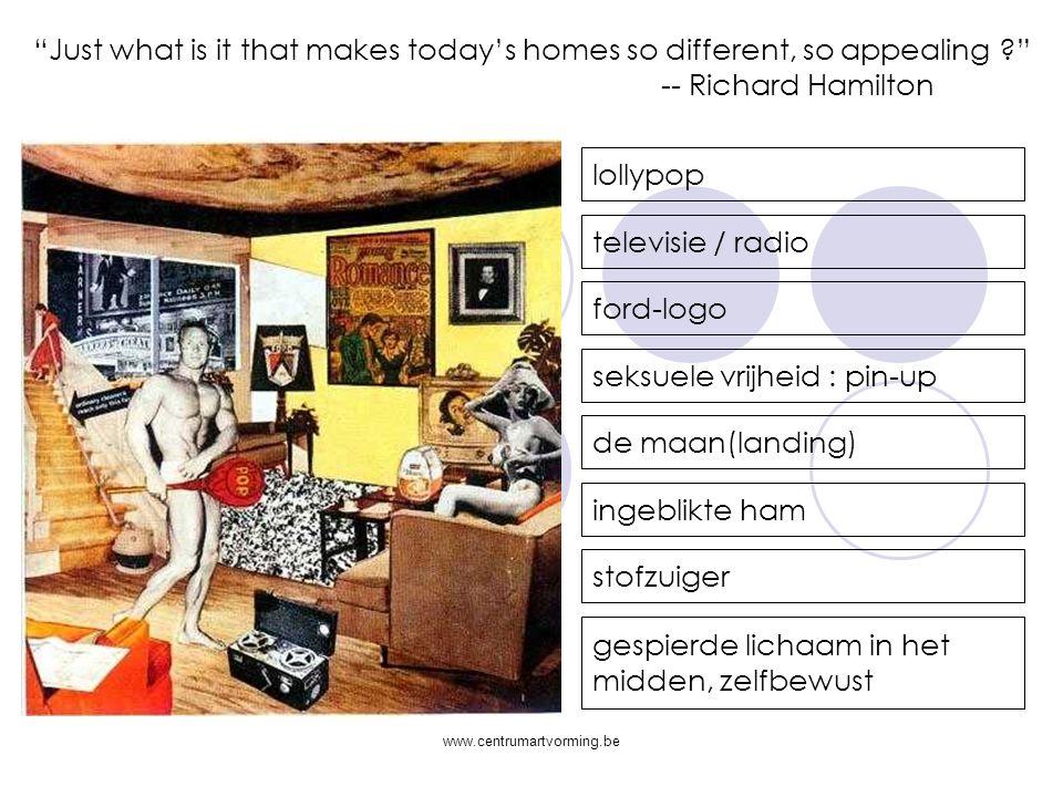 www.centrumartvorming.be Inbreng kunsthistorie