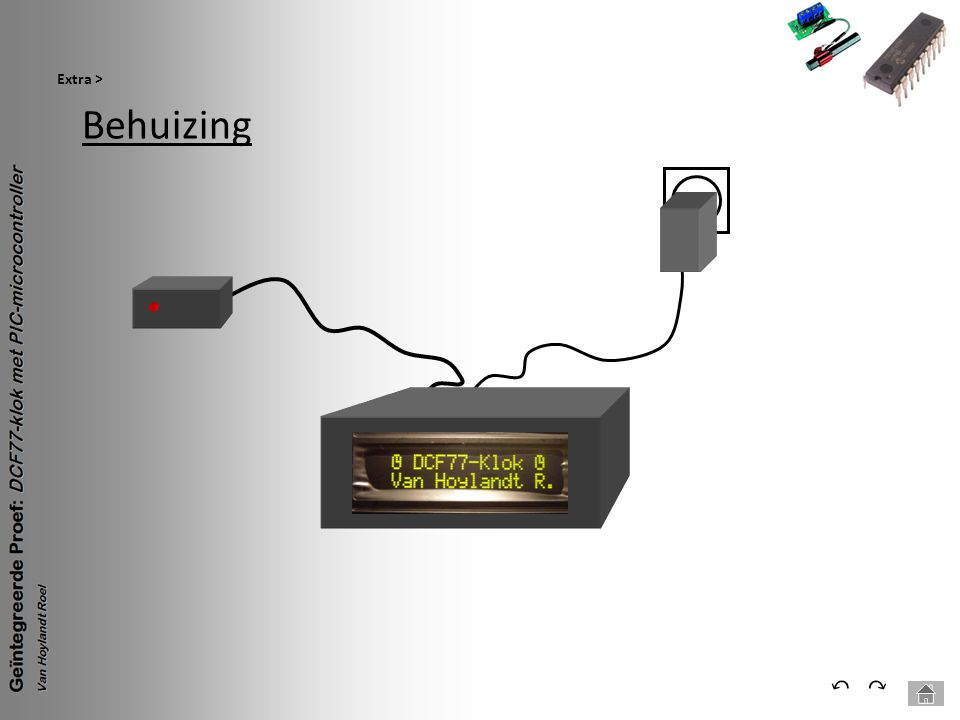 Behuizing Extra > ⃕⃔