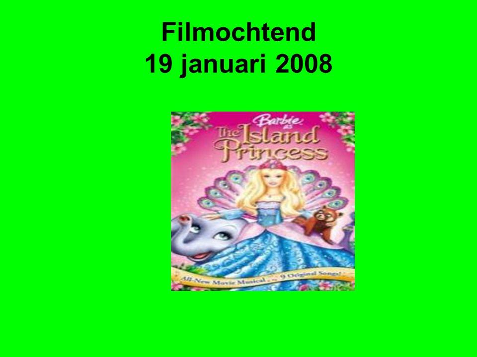Filmochtend 19 januari 2008