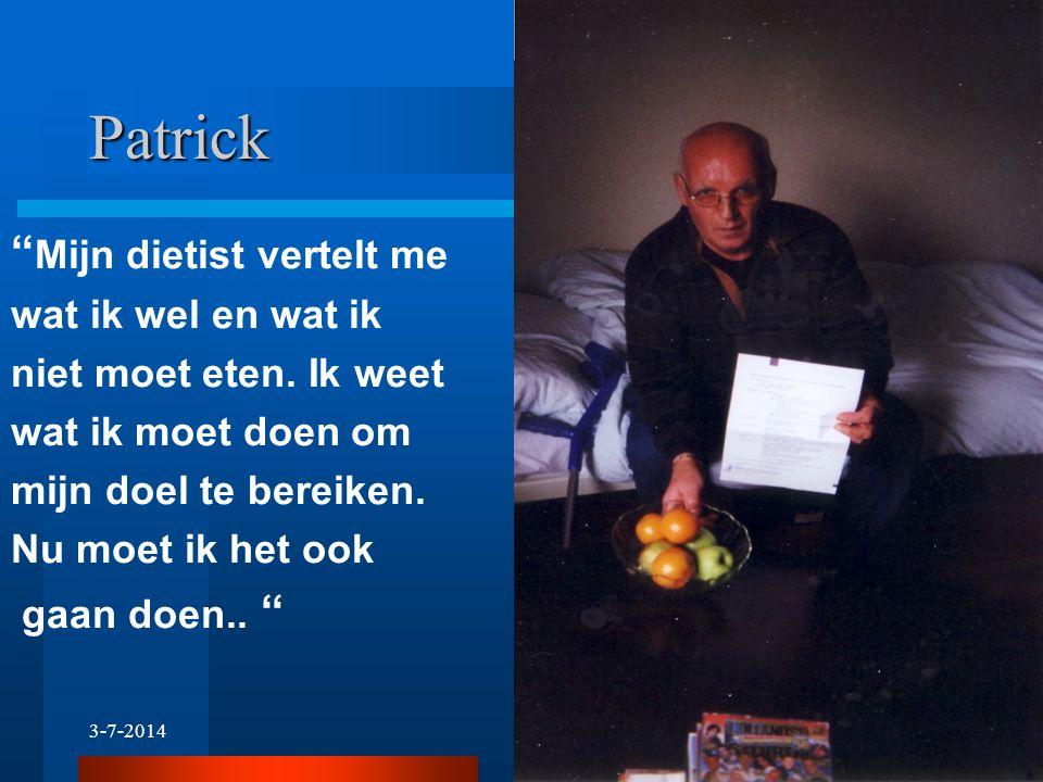 3-7-201433 Representatie  Patrick