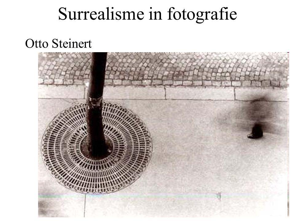 Surrealisme in fotografie Otto Steinert
