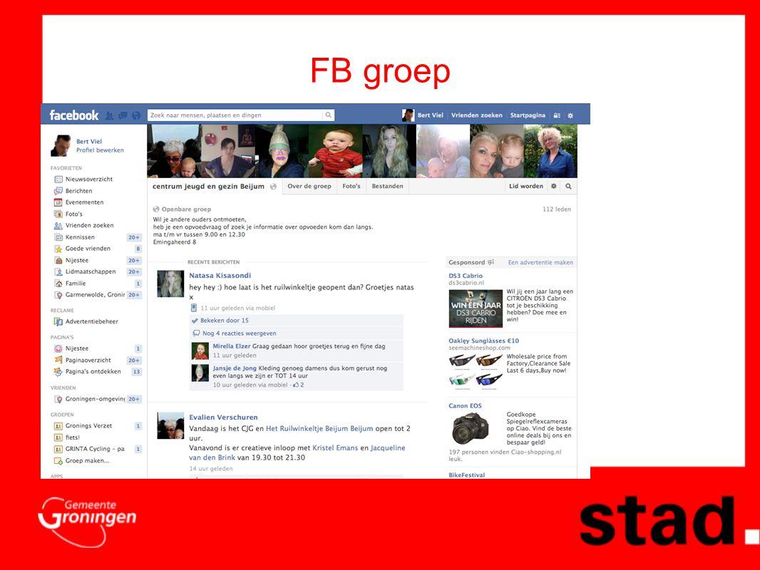 FB groep