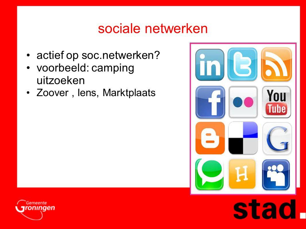 Waarom op social media? Vraag aan jullie: Waarom wil jouw wijkteam social media inzetten?