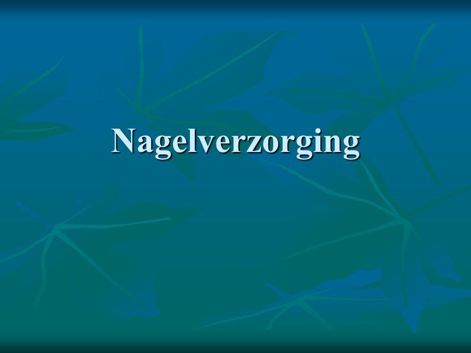 Ingegroeide nagel  Beschrijving: Een nagel waarbij de rand of de punt van de nagel in de nagelplooi drukt en pijnklachten geeft vormt de eerste fase van een ingegroeide teennagel.
