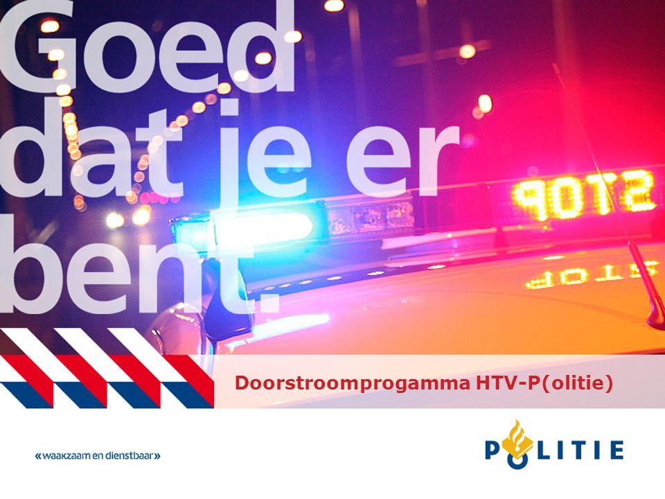 Doorstroomprogamma HTV-P(olitie)