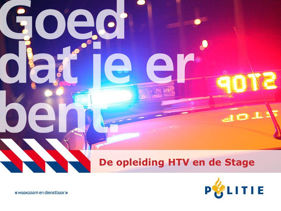 De opleiding HTV en de Stage
