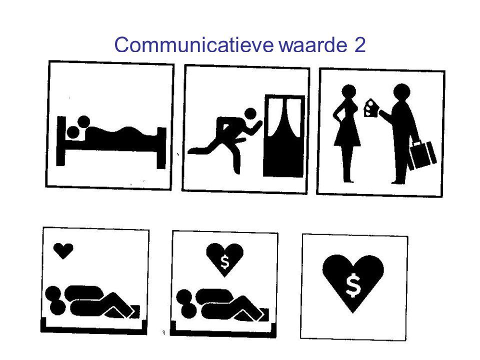 Communicatieve waarde 2