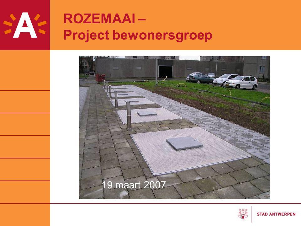 ROZEMAAI – Project bewonersgroep Nog foto gaan nemen ?? 19 maart 2007
