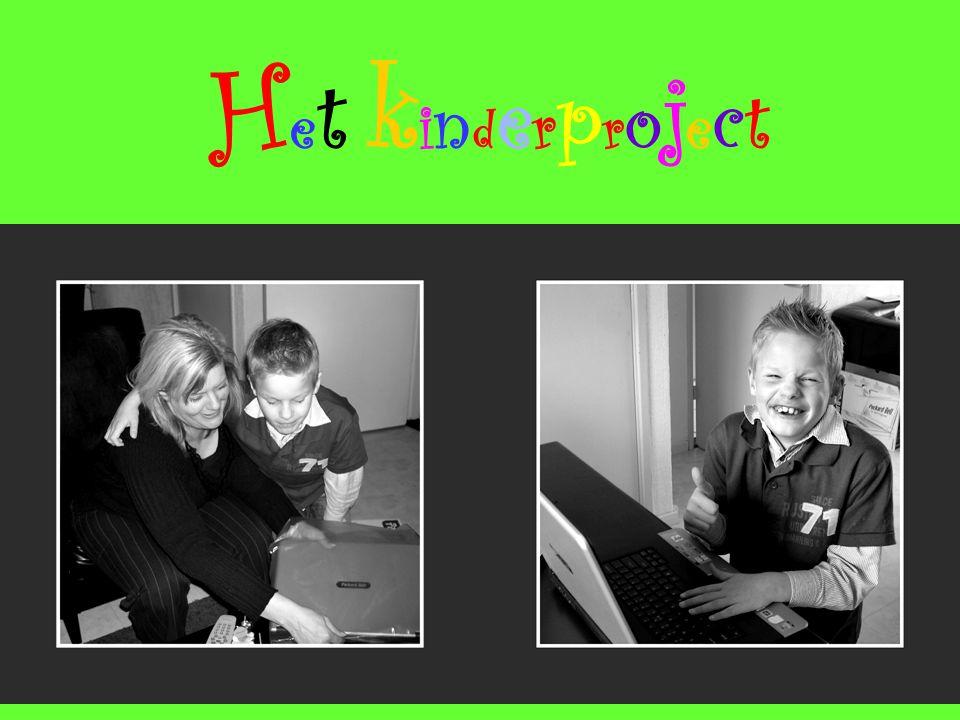 Het kinderprojectHet kinderproject