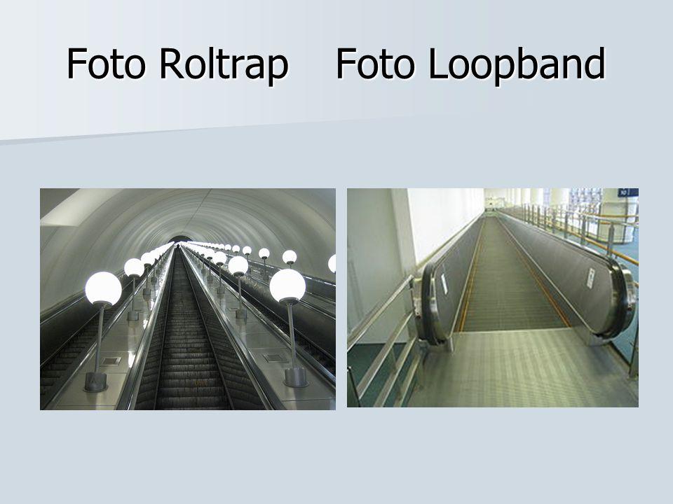 Foto RoltrapFoto Loopband