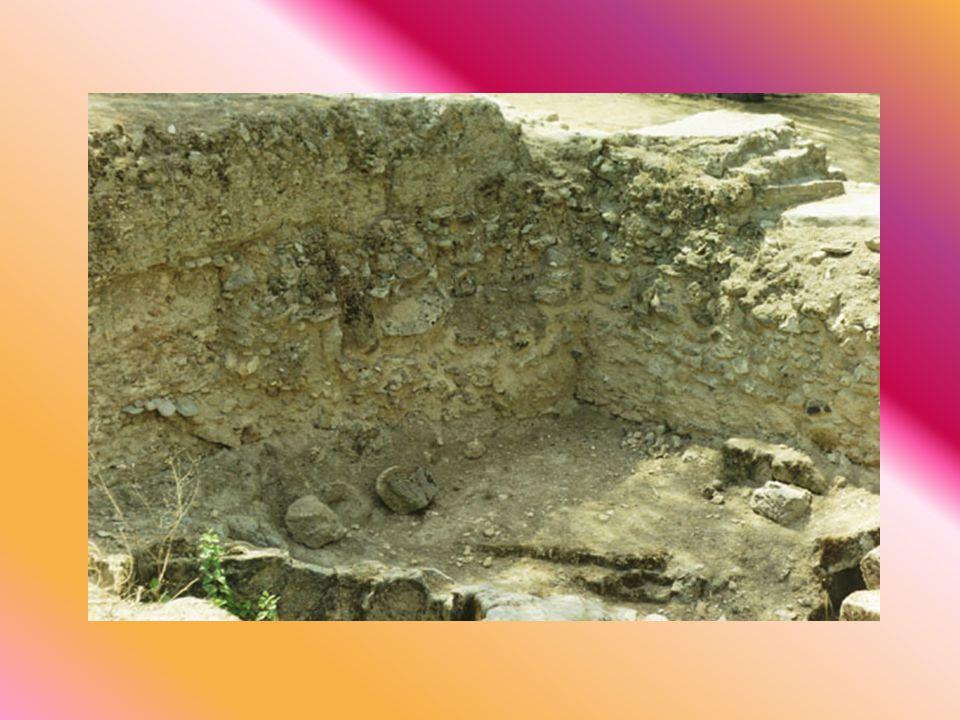 De Romeinen gebruikten een bepaalde techniek om de kamers en vloeren te verwarmen.