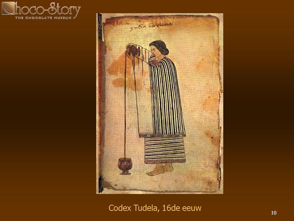 10 Codex Tudela, 16de eeuw