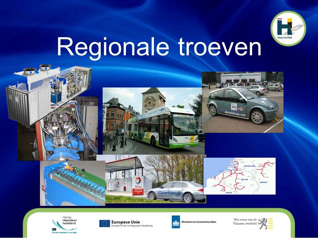 Regionale troeven