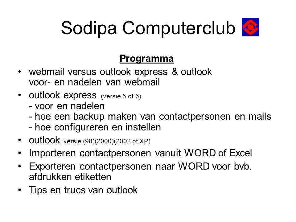 PST-bestand kiezen of toevoegen (of van plaats wijzigen) voor Outlook (versie98)(2000)(2002 of officeXP)