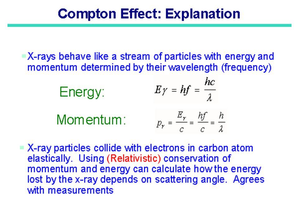 Licht als deeltjes en electronen als golfverschijnsel Davisson en Germer 1927 toonden aan dat electronenbundels net als licht verstrooid konden worden!