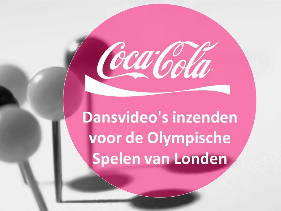 Dansvideo s inzenden voor de Olympische Spelen van Londen