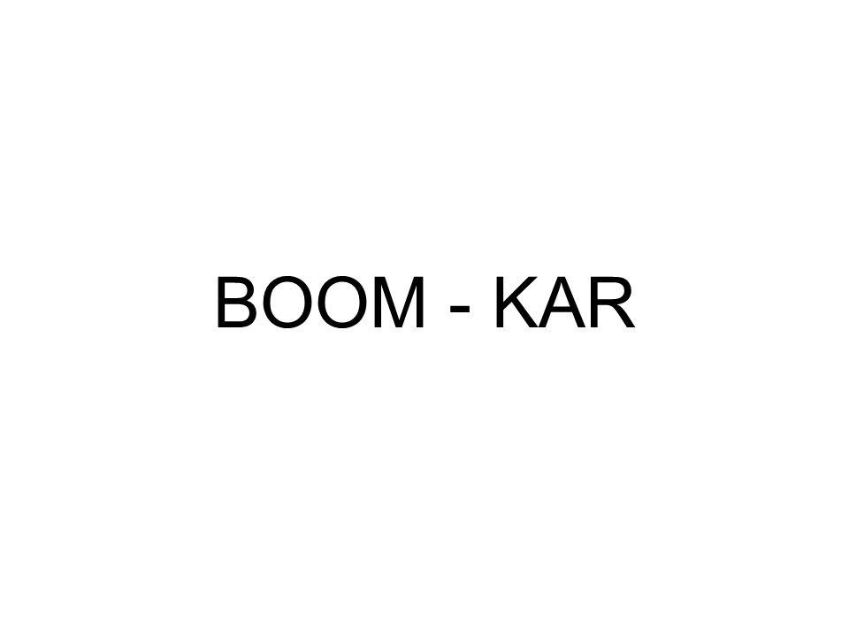 BOOM - KAR