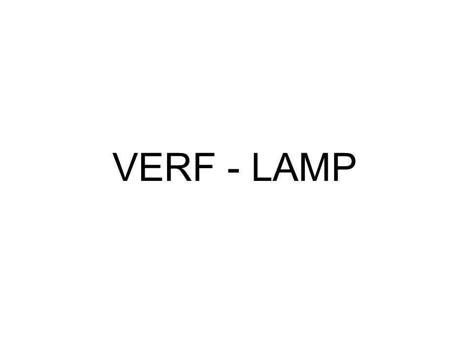 VERF - LAMP