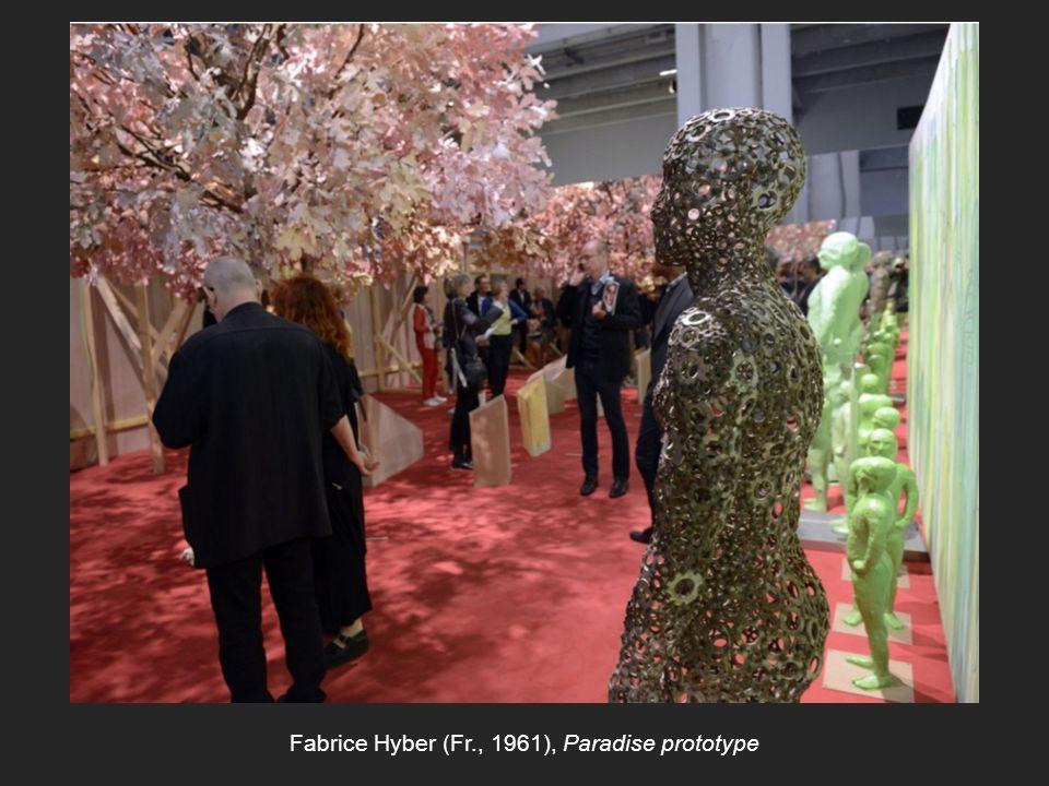 Jeff Koons (USA, 1955), Balloon Venus, 2008-2012 en Antiquity, ?
