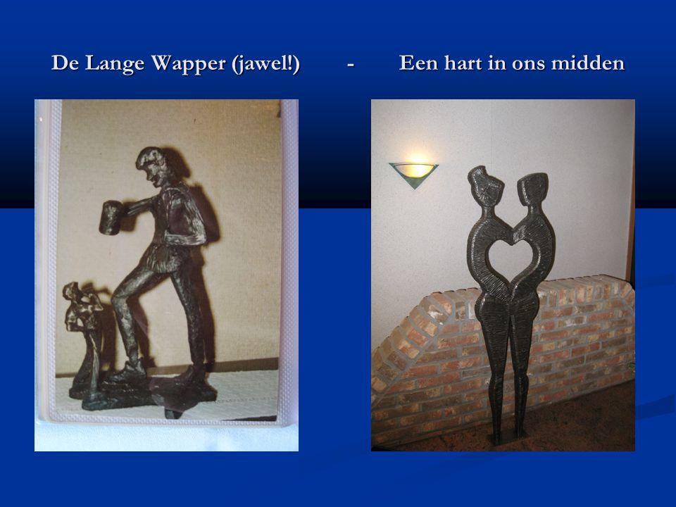 De Lange Wapper (jawel!) - Een hart in ons midden
