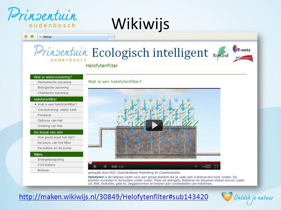 Wikiwijs http://maken.wikiwijs.nl/30849/Helofytenfilter#sub143420