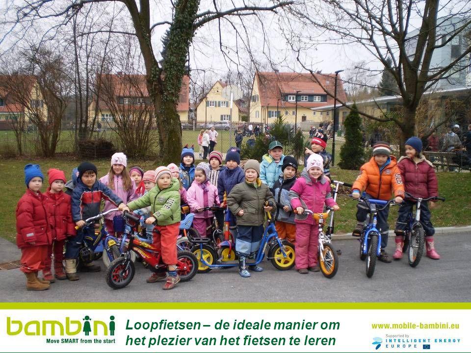 Loopfietsen – de ideale manier om het plezier van het fietsen te leren