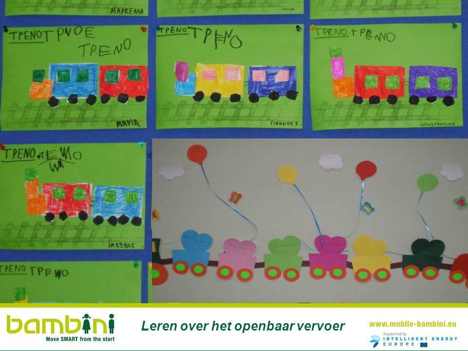 Leren over het openbaar vervoer