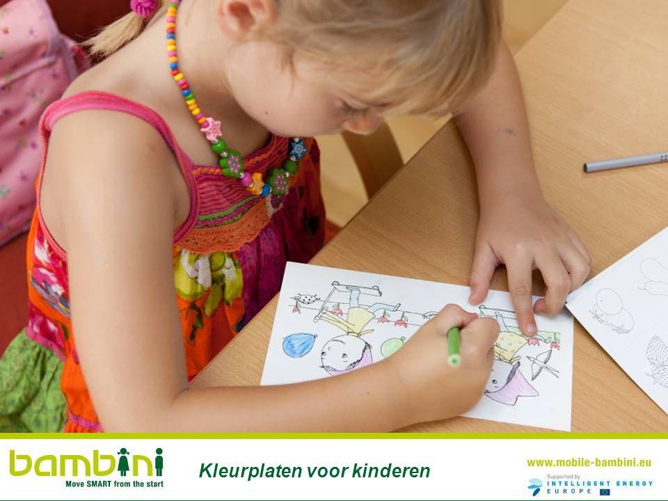 Kleurplaten voor kinderen