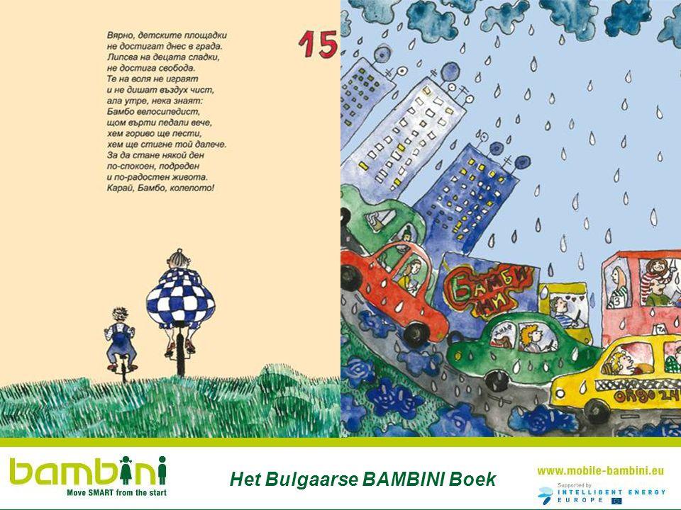 Het Bulgaarse BAMBINI Boek