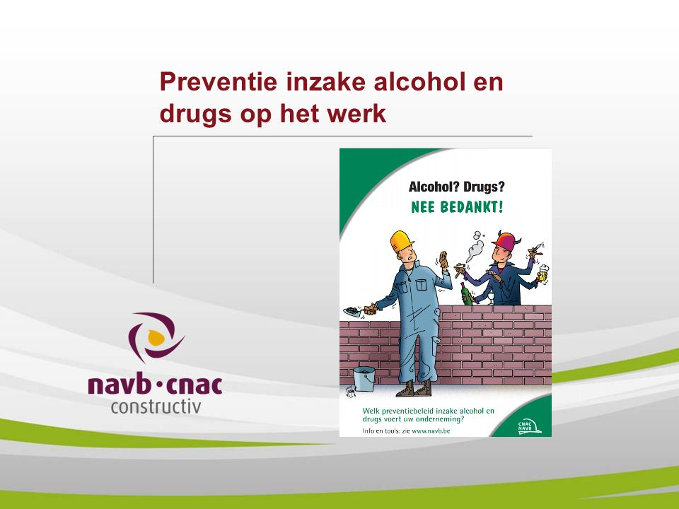 p. 2 Alcohol en drugs in het privéleven