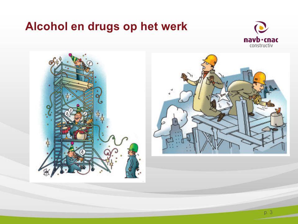p. 3 Alcohol en drugs op het werk