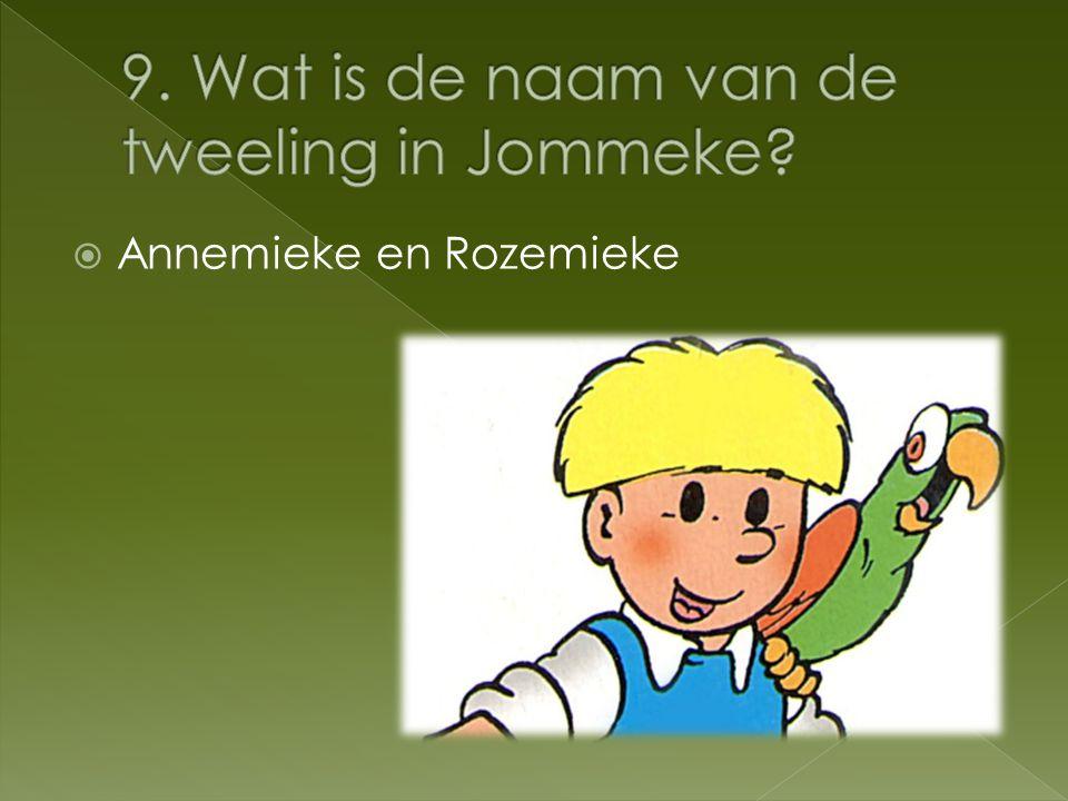 Annemieke en Rozemieke