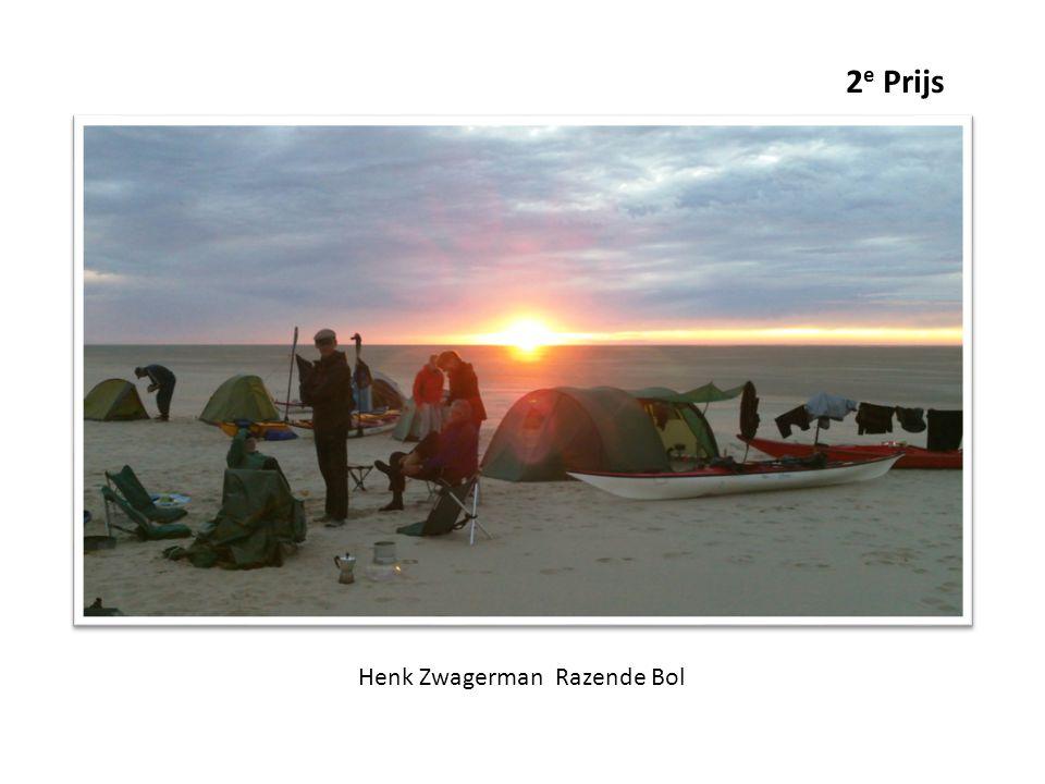 Henk Zwagerman Razende Bol 2 e Prijs