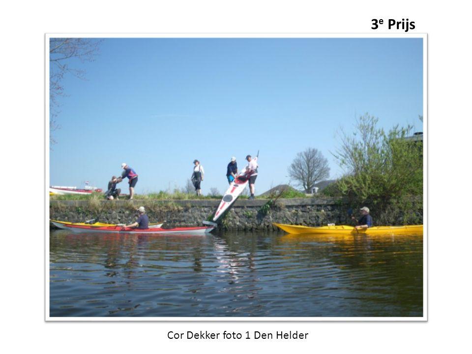 Cor Dekker foto 1 Den Helder 3 e Prijs