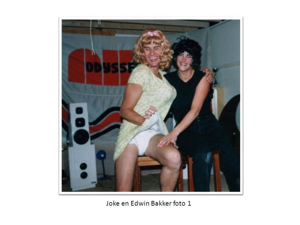 Joke en Edwin Bakker foto 1