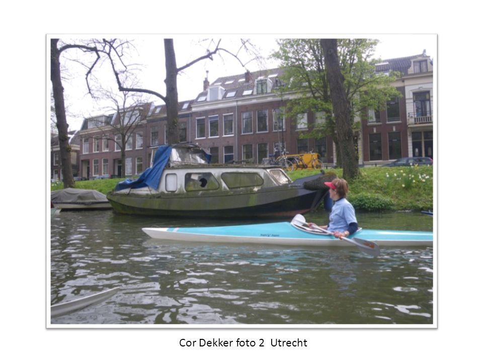 Cor Dekker foto 2 Utrecht