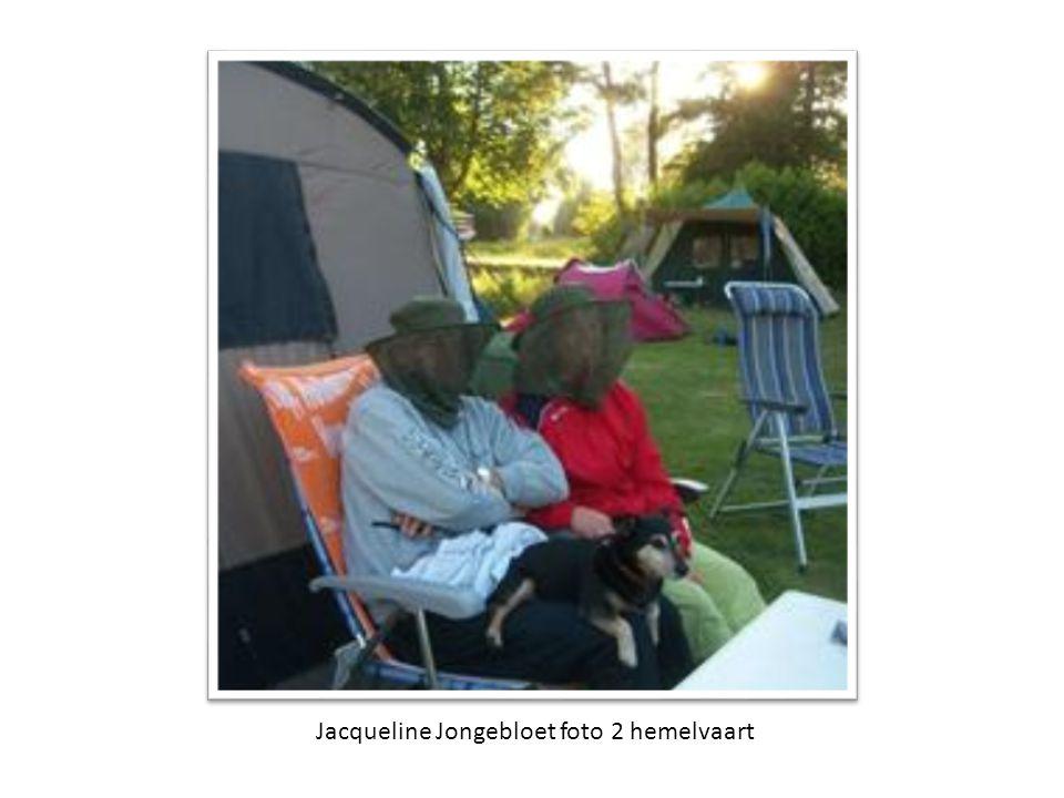 Jacqueline Jongebloet foto 2 hemelvaart