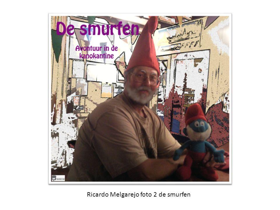 Ricardo Melgarejo foto 2 de smurfen