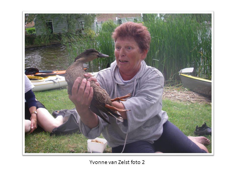 Yvonne van Zelst foto 2