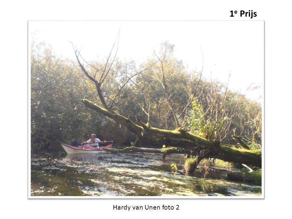 Hardy van Unen foto 2 1 e Prijs