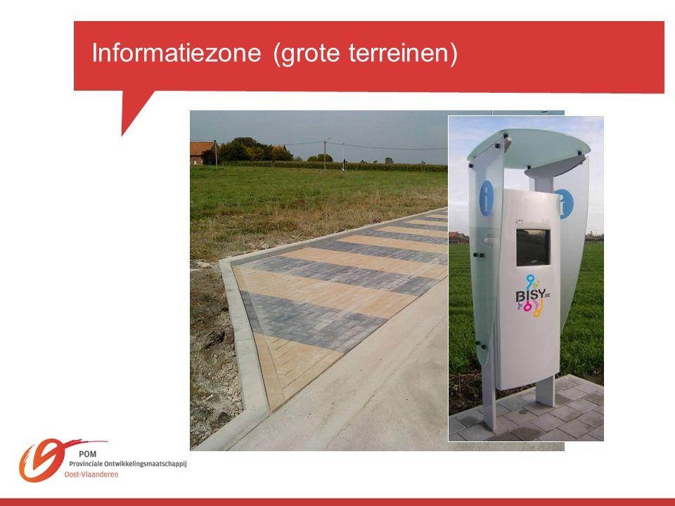 Informatiezone (grote terreinen)