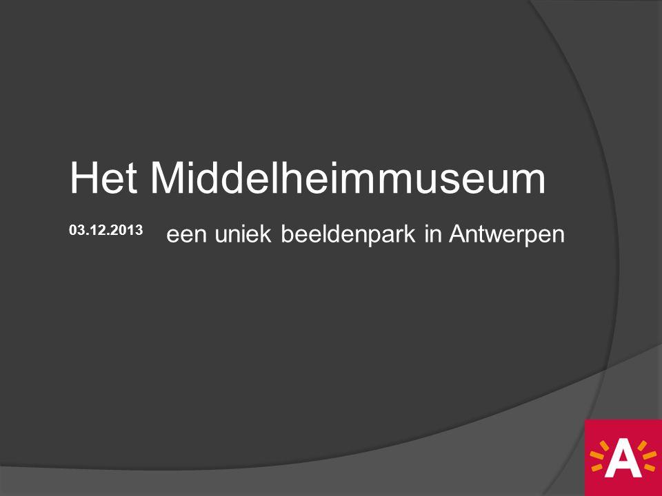 03.12.2013 een uniek beeldenpark in Antwerpen Het Middelheimmuseum